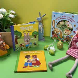 Livres enfants au Luxembourg
